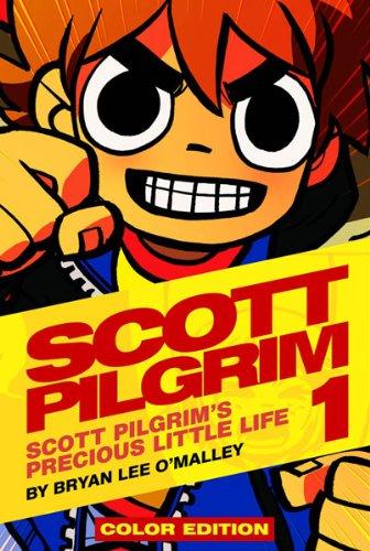 Download Scott Pilgrim: Precious Little Life (Volume 1 Color Edition) (Precious Little Life) by Bryan Lee O'Malley pdf
