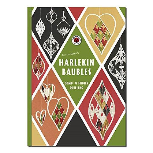 Karen-Maries Harlekins Baubles, Anleitungs Heft