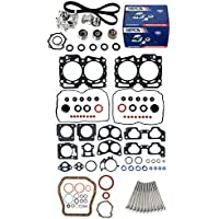 MOCA Timing Belt Kit & MPLUS Head Gasket Set & Lower...