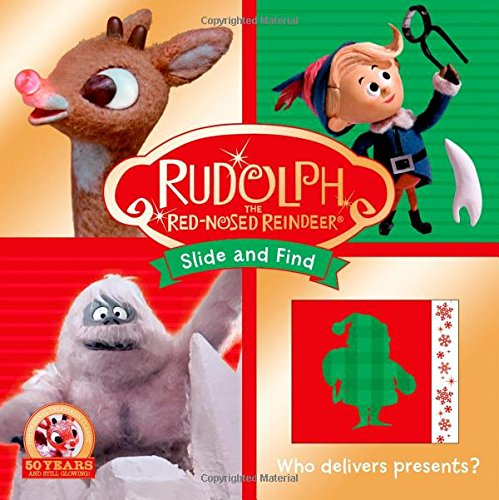 Rudolph the Red-Nosed Reindeer Slide and Find -