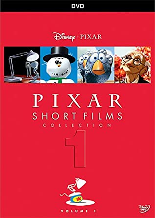 Amazon.com: Pixar Short Films Collection - Volume 1: Bret 'Brook ...