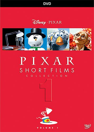 Pixar Short Films Collection - Volume 1 (Vol 1 Dvd)