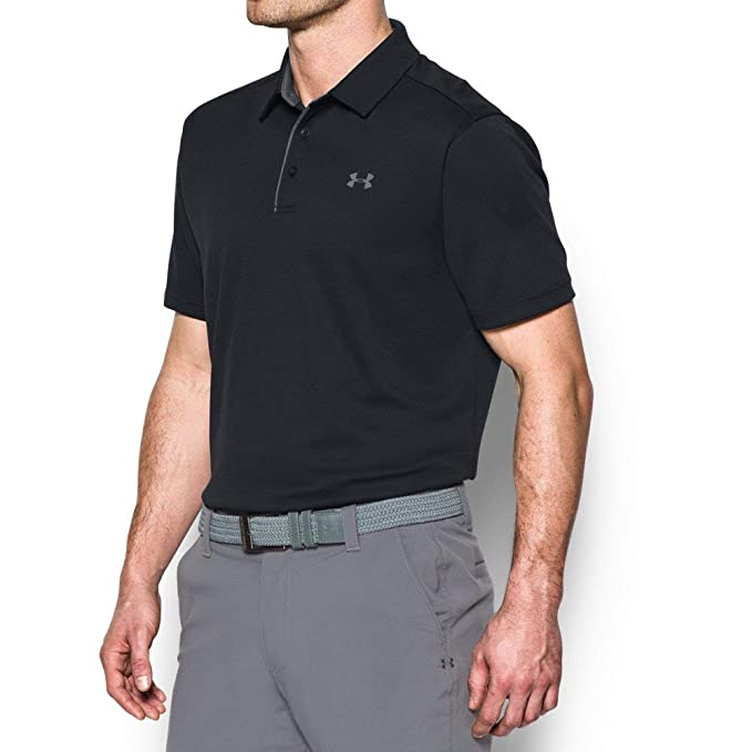 64b66d92 Under Armour Men's Tech Golf Polo Shirt