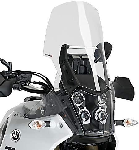 Cupolino Touring Plus per Yamaha Tenere 700 19-20 trasparente Puig 3727w