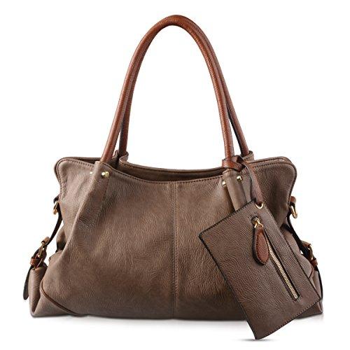 Leather Handbags - 9