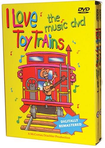 Amazon.com: I Love Toy Trains: the Music: Tom Mccomas: Movies & TV