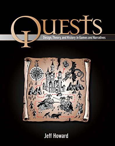 Download Quests: Design, Theory, and History in Games and Narratives Pdf