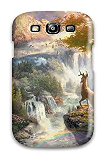 New Snap-on KarenStewart Skin Case Cover Compatible With Galaxy S3- Painting