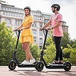Atuka-Scooter-Filo-a-Spirale-per-Xiaomi-m365-PRO-Ninebot-Scooter-Cavo-a-Cinque-Colori-Tubo-Tubi-dei-Freni-Non-tossici-Accessori-per-Tubi-Avvolgimento-Resistente-allUsura-Scooter-per-Cavi-ignifugo