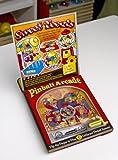 Melissa & Doug Pinball Arcade - Travel Toy With 6