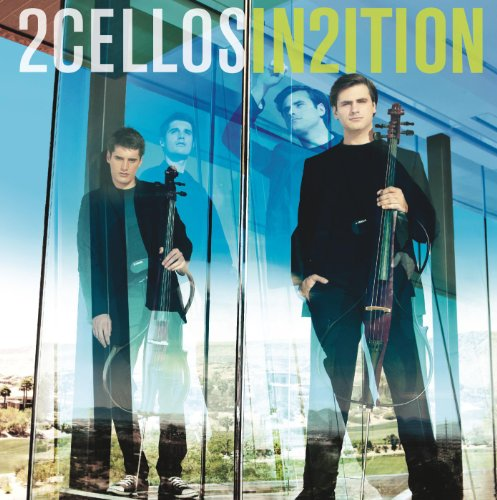 2Cellos In2ition Performed by Stjepan Hauser and Luka Sulic Audio CD