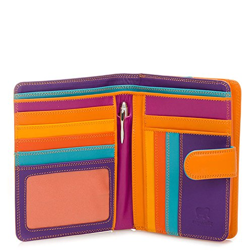 229 Mywalit Boxed Copacabana Tabbed Gift Wallet Closure Purse 15cm Zippered wW1OqH4Yx1