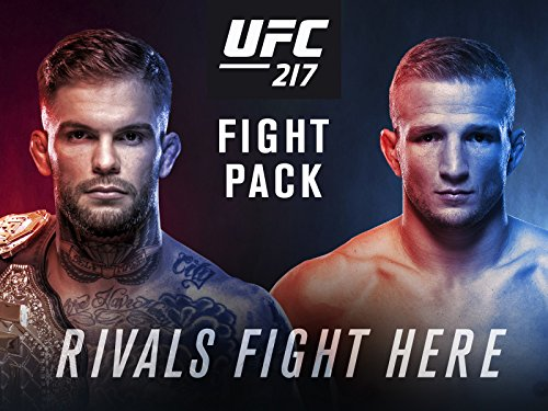 Used, Cody Garbrandt vs Dominick Cruz Fight Pack for sale  Delivered anywhere in USA