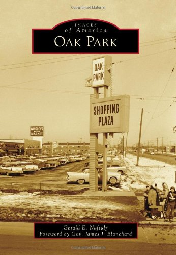 Oak Park (Images of America) - Oak Ks Park