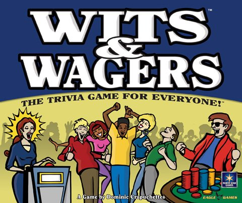 2005 Wits And Wagers, The Trivia Game For Everyone
