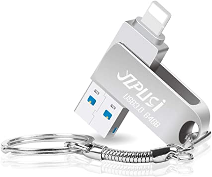 YZPUSI USB 3.0 64 GB Pendrive, 2 en 1 64 GB USB 3.0 OTG Memoria USB Flash Drive Stick Conector para iPone Pad: Amazon.es: Electrónica