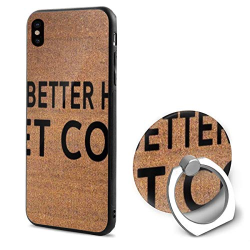 Diet Coke Iphone - May You Better Have Diet Coke iPhone X Case iPhone X Cover Ring Bracket Holder