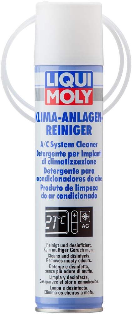 Liqui Moly 4087 Detergente para Acondicionadores de Aire Spray, 250 ml
