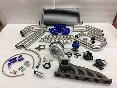 bmw 92 99 e36 m50 m56 t3t4 63 turbo kit intercooler bov. Black Bedroom Furniture Sets. Home Design Ideas