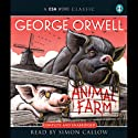 Animal Farm Audiobook by George Orwell Narrated by Simon Callow