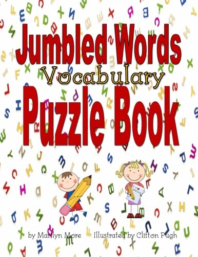 Jumbled Words Vocabulary Puzzle Book