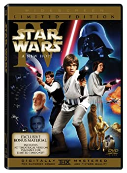 Star Wars Episode Iv: A New Hope (Limited Edition) 0