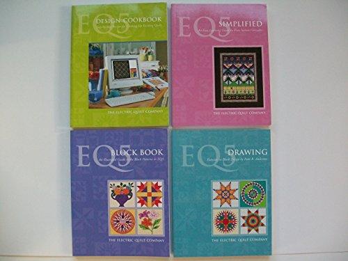 EQ5 Design Cookbook; EQ5 Simplied; EQ5 Block Book; EQ5 Drawing (Set of 4)