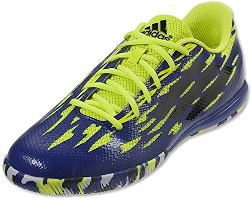 adidas Performance Men's FF Speedtrick Soccer Cleat, Amazon Purple/Black/Semi Solar Yellow, 10 M US
