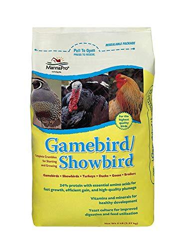 game bird food - 1