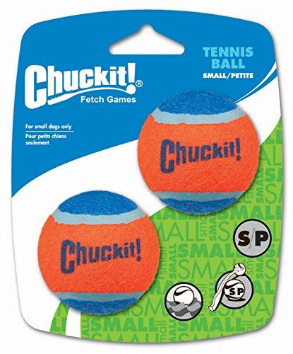 Chuckit! Tennis Balls, Medium, 4 Balls