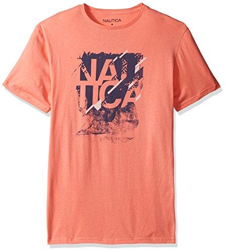 Nautica Short Sleeve Graphic T Shirt