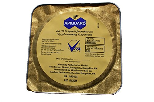 Apiguard Varroa Mite Treatment