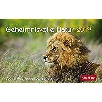 Geheimnisvolle Natur - Kalender 2019: 365 faszinierende Fotografien