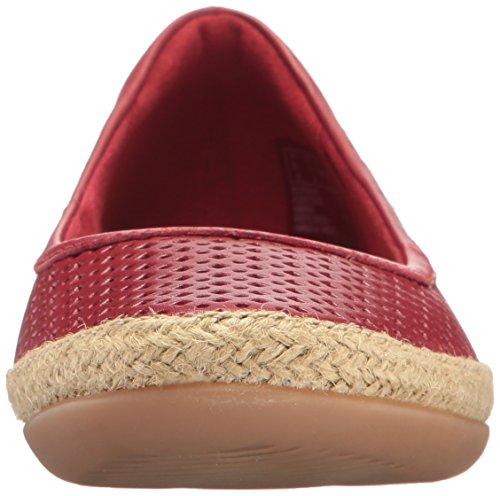 Clarks Danelly Adira Damen Red Leather