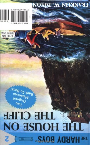 The-Tower-Treasure-The-House-on-the-Cliff-The-Hardy-Boys-2-Books-in-1