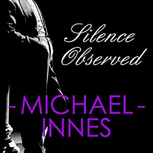 Silence Observed Audiobook