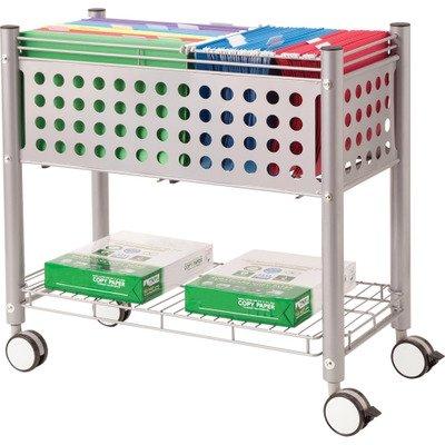 VRTVF52000 - Vertiflex Open Top Rolling File Cart