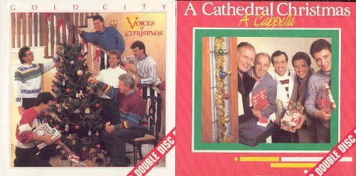 Voices of Christmas / A Cathedral Christmas: A Capella by Action Music