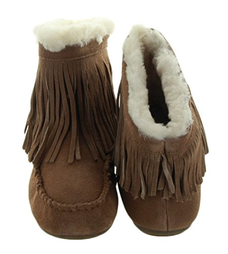 EMU Australia Womens Moccasins Slippers Cayote Sheepskin