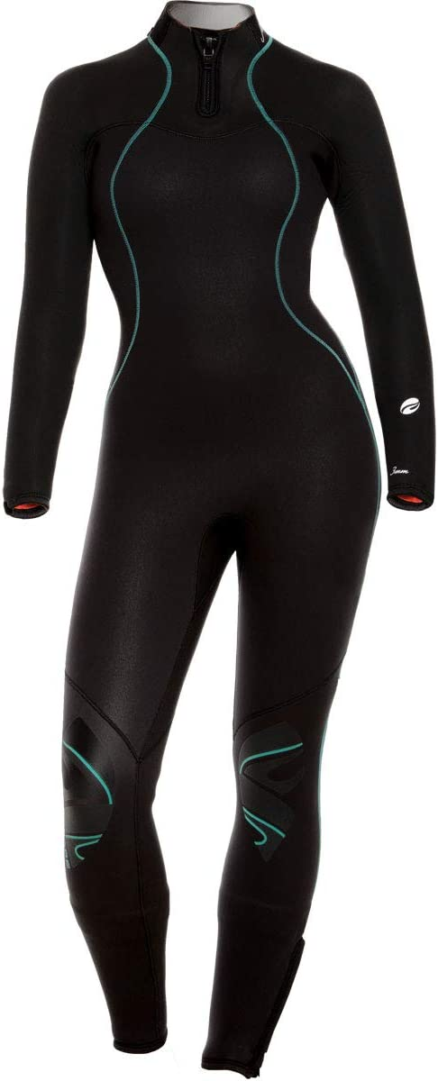 Bare 3/2mm Womens Nixie Ultra Wetsuit