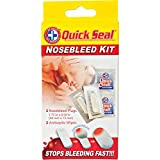Health & Personal Care : Be Smart Get Prepared Quick Seal Nosebleed Kit, 0.093 Pound