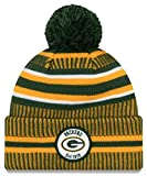 New Era Green Bay Packers 2019 Sideline Home Pom