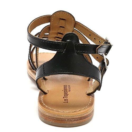 Les Tropéziennes par M. Belarbi Women's HIC Fashion Sandals Black Gim0hnF