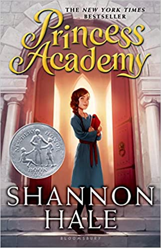 Image result for Princess Academy by Shannon Hale