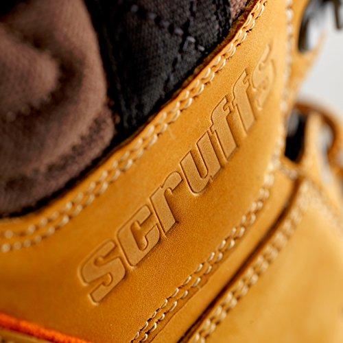 Scruffs Switchback Sb-P Men Safety Boots, Yellow (Tan), 10 UK (44 EU) Tan