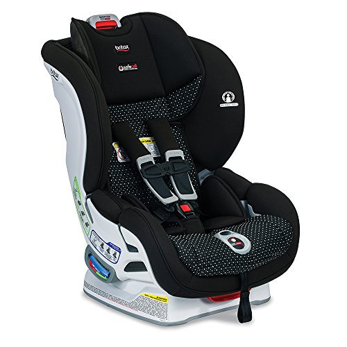 Britax Marathon ClickTight Convertible Car Seat - 1 Layer Impact Protection - Rear & Forward Facing - 5 to 65 pounds, Vue