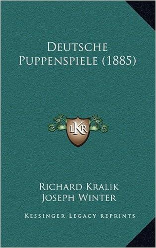 Deutsche Puppenspiele (1885)