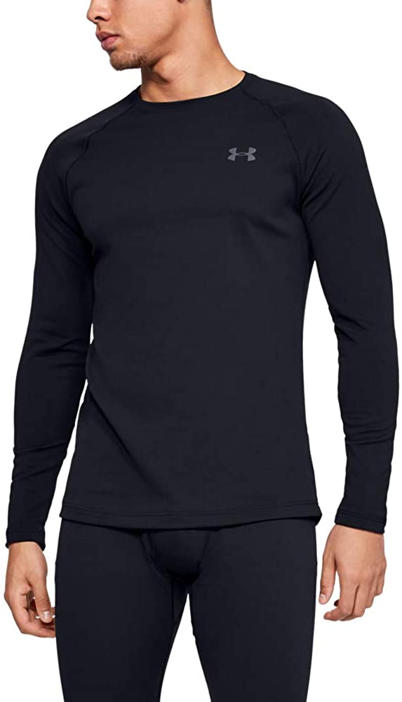 Under Armour Men's Packaged Base 2.0 Crew-Neck T-Shirt: Clothing