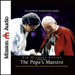 The Pope's Maestro Audiobook