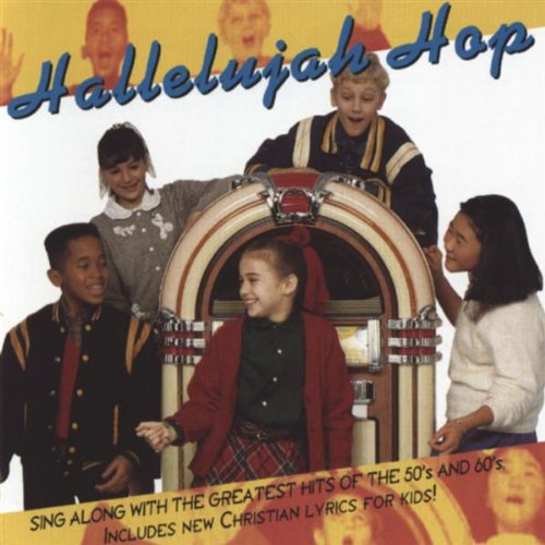 Hallelujah Hop CD by Brentwood Kids Company